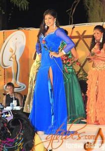 Miss Universe 2013, Katherina Khan.