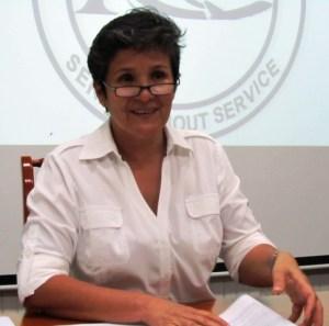 General Manager of ASL, Annette Arjoon-Martins