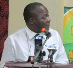 Dr. Jacob Opadeyi. [iNews' Photo]