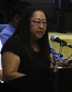 Minister of Amerindian Affairs, Pauline Sukhai. [iNews' Photo]