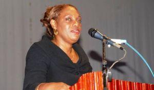 Public Service Minister, Jennifer Westford.