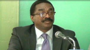 APNU Member, Basil Williams.