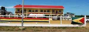 The new Fort Wellington Secondary School.