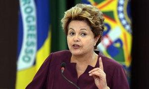 Brazilian President, Dilma Rousseff