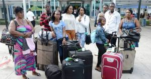 Some 13 Jamaicans were turned away from Trinidad recently.