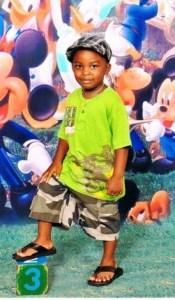 Dead: 4 - year - old Jaden Mars