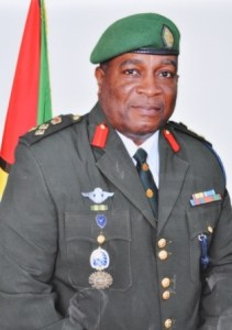 Chief - of - Staff of the GDF, Mark Phillips.