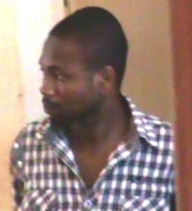 The accused, Dellon Morgan. [iNews' Photo]