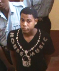 Murder accused: Lorenzo Forde. [iNews' Photo]