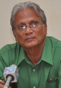Dr. Rupert Roopnarine