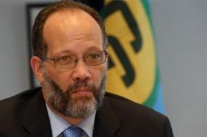 Secretary General of (CARICOM), Irwin LaRocque.