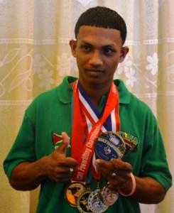 Shewdas-medals