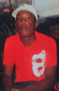 Drown teen: Hassani David.