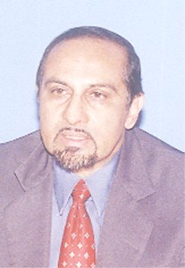 President of the GOA, K.A. Juman Yassin