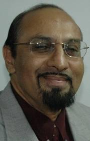 President of the Guyana Olympic Association, Juman Yassin.