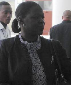 Magistrate Sueanna Lovell. [iNews' Photo]