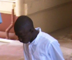 Clyde Forde was remanded to prison. [iNews' Photo]