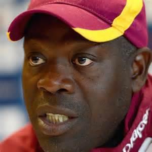 Indies Head Coach Ottis Gibson