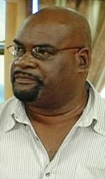 Chairman of the Finance Committee, Junior Garrett.
