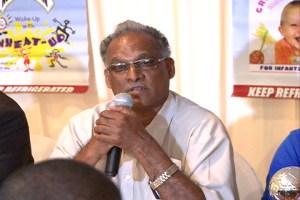 Sport Director, Neil Kumar.