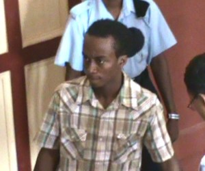 Rawle Odin was ordered to do six months of community service.