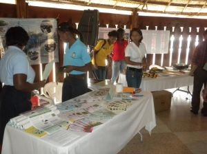 A number of exhibitions are being held in observance of World Forestry Day.