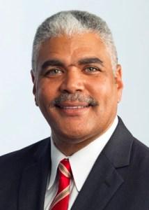 Premier of Bermuda, the Honourable Craig Cannonier