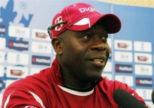 WI Head Coach, Ottis Gibson