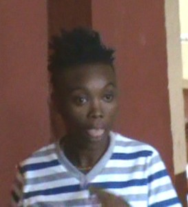 Jinelle Hope was remanded to prison. [iNews' Photo]