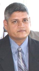 APNU Member, Jaipaul Sharma.