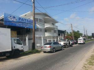 Patsan Trading Services. [iNews' Photo]