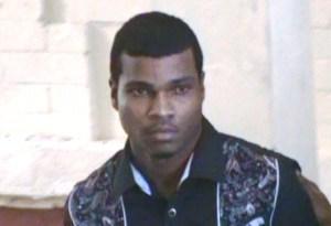 "Murder accused: Sylvester ""Rambo"" Bristol. [iNews' Photo]"