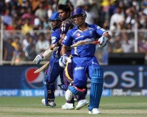 Ajinkya Rahane and Karun Nair gave Rajasthan Royals a positive start