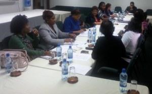 Female Parliamentarians