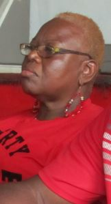 Member of the Women Affairs Committee of the Guyana Trades Union Congress (GTUC), Kathy Fowler.