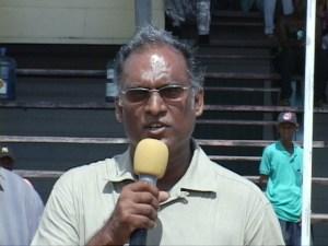 Director of Sports, Neil Kumar