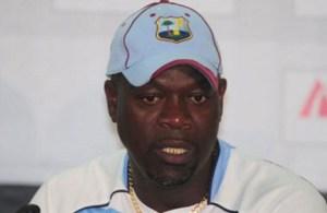 West Indies Coach, Otis Gibson