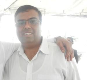 Director of the company Bhushan Chandna. [iNews' Photo]