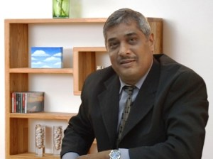 Commissioner General of the Guyana Revenue Authority (GRA), Khurshid Sattaur