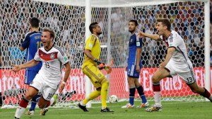 Germany win finals