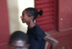 Dwayne Christopher  was sentenced to 50 months in jail. [iNews' Photo]