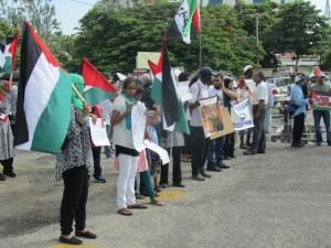 Iarael protest