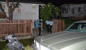 The house where the incident occurred. [iNews' Photo]
