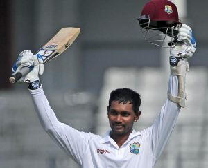 Denesh Ramdin will look to continue his good form with the bat in hope of leading his squad to victory.