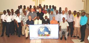 Port Security Training Program Participants