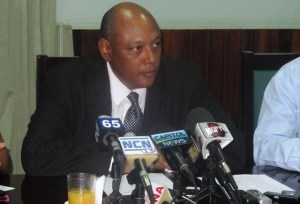 Speaker of the National Assembly, Raphael Trotman. [iNews' Photo]