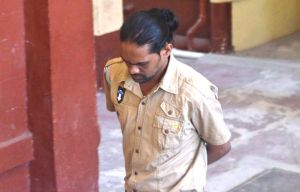 The accused: Yogesh Manilall. [iNews' Photo]