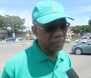 Opposition Leader, David Granger. [iNews' Photo]
