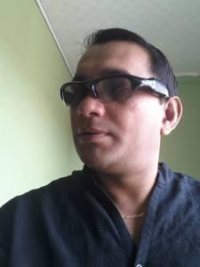 senior Kaieteur News Journalist, Leonard Gildarie