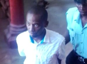 Odinga Chase. [iNews' Photo]